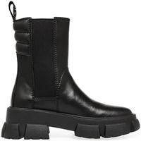 Topánky Ženy Polokozačky Steve Madden SMSTRANSAM-BLK čierna