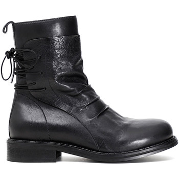 Topánky Ženy Polokozačky Café Noir GA154 čierna