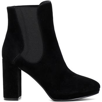 Topánky Ženy Čižmičky Café Noir MD541 čierna