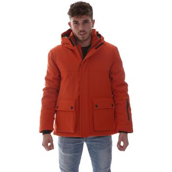 Oblečenie Muži Parky Invicta 4431701/U Oranžová