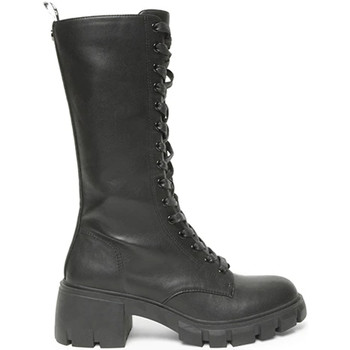 Topánky Ženy Polokozačky Steve Madden SMSHUMOR-BLK čierna