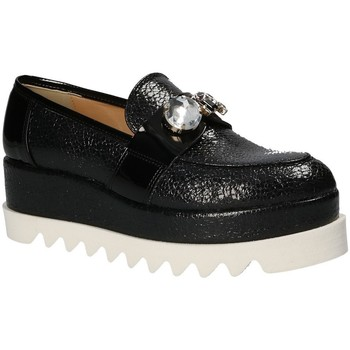 Topánky Ženy Mokasíny Grace Shoes 1312 čierna