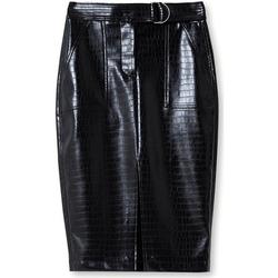 Oblečenie Ženy Sukňa Liu Jo WF0217 E0704 čierna