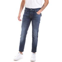 Oblečenie Muži Rifle Slim  Antony Morato MMDT00241 FA750240 Modrá