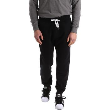 Oblečenie Muži Tepláky a vrchné oblečenie Key Up 2F37I 0001 čierna