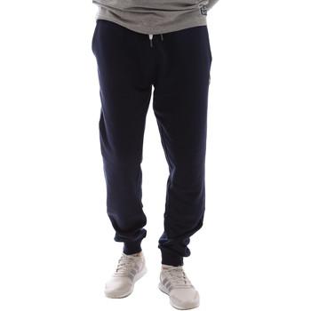 Oblečenie Muži Tepláky a vrchné oblečenie Key Up 2F37I 0001 Modrá