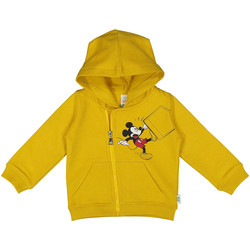 Oblečenie Deti Mikiny Melby 20D2030DN žltá