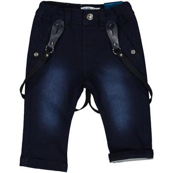 Oblečenie Dievčatá Rifle Slim  Melby 20F0220 Modrá