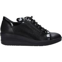 Topánky Ženy Nízke tenisky Enval 6277800 čierna