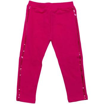 Oblečenie Dievčatá Legíny Melby 20F2061 Ružová