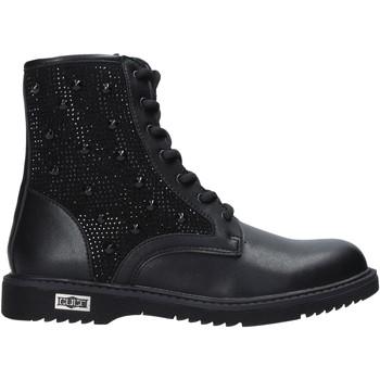 Topánky Dievčatá Polokozačky Cult GLAM čierna