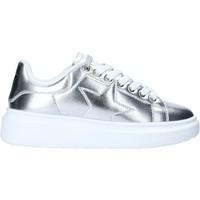 Topánky Ženy Módne tenisky Shop Art SA030008 Striebro