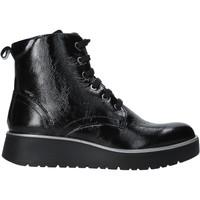 Topánky Ženy Polokozačky IgI&CO 6151000 čierna