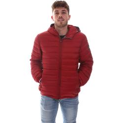 Oblečenie Muži Vyteplené bundy Navigare NV67073 Červená