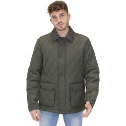 Oblečenie Muži Parky Navigare NV65010 Zelená
