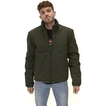 Oblečenie Muži Flísové mikiny Navigare NV67076 Zelená