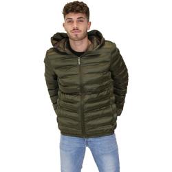 Oblečenie Muži Vyteplené bundy Invicta 4431699/U Zelená