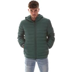 Oblečenie Muži Vyteplené bundy Navigare NV67073 Zelená