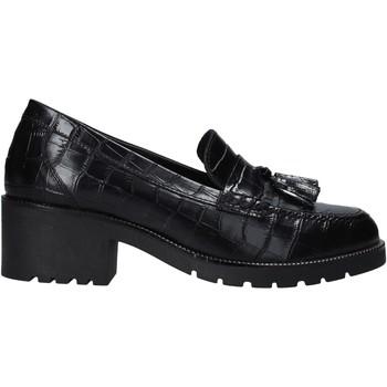 Topánky Ženy Mokasíny Grunland SC2962 čierna