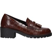 Topánky Ženy Mokasíny Grunland SC2962 Hnedá