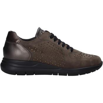 Topánky Ženy Nízke tenisky Grunland SC5083 Hnedá