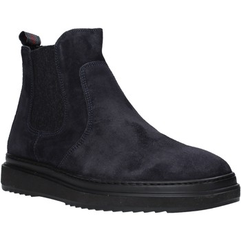 Topánky Muži Polokozačky IgI&CO 6115611 Modrá