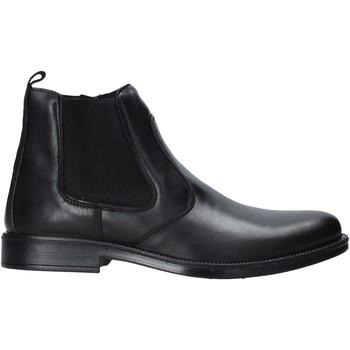 Topánky Muži Polokozačky Enval 6200200 čierna