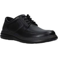 Topánky Muži Derbie Enval 6209300 čierna