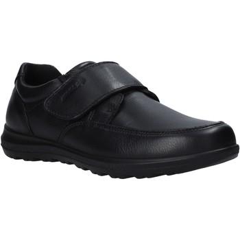 Topánky Muži Derbie Enval 6216300 čierna