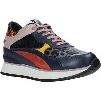 Topánky Ženy Nízke tenisky Apepazza F0RSD02/ANM Modrá