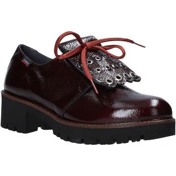 Topánky Ženy Derbie CallagHan 13434 Červená
