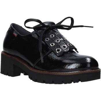 Topánky Ženy Derbie CallagHan 13434 čierna