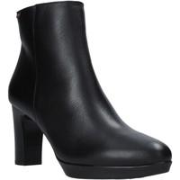 Topánky Ženy Polokozačky CallagHan 27000 čierna