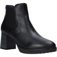 Topánky Ženy Polokozačky CallagHan 27705 čierna