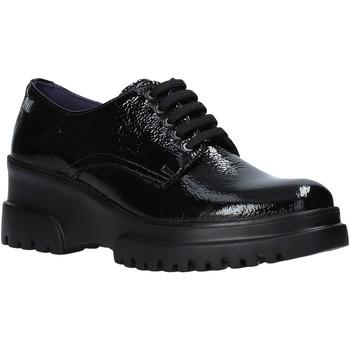 Topánky Ženy Derbie CallagHan 27201 čierna
