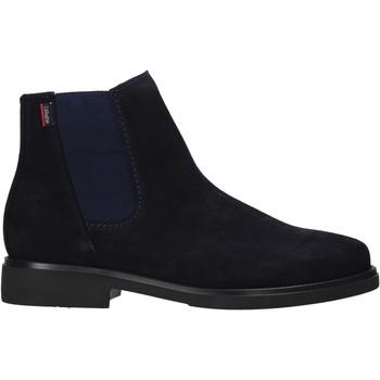 Topánky Muži Polokozačky CallagHan 44705 Modrá