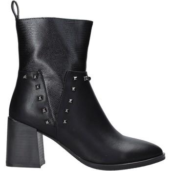 Topánky Ženy Polokozačky Gold&gold B20 GU91 čierna