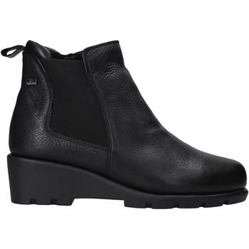 Topánky Ženy Polokozačky Valleverde 36184 čierna