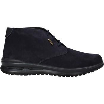 Topánky Muži Polokozačky Valleverde VL53823 Modrá