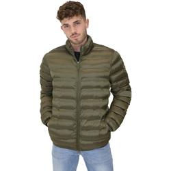 Oblečenie Muži Vyteplené bundy Invicta 4431700/U Zelená