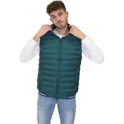 Oblečenie Muži Vyteplené bundy Navigare NV66017 Zelená