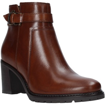 Topánky Ženy Polokozačky Valleverde 46084 Hnedá