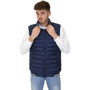 Oblečenie Muži Vyteplené bundy Navigare NV66017 Modrá