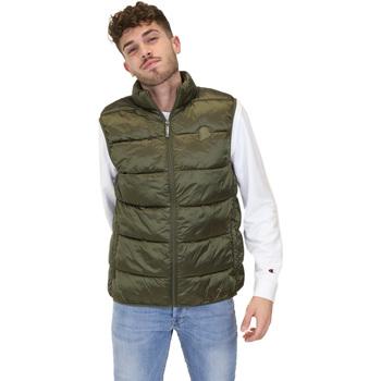 Oblečenie Muži Vyteplené bundy Invicta 4437177/U Zelená