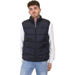 Oblečenie Muži Cardigany Invicta 4437177/U Modrá
