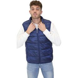 Oblečenie Muži Vyteplené bundy Invicta 4437177/U Modrá