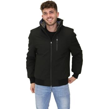 Oblečenie Muži Bundy  Invicta 4431707/U čierna