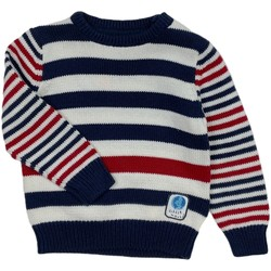 Oblečenie Deti Svetre Losan 027-5003AL Modrá