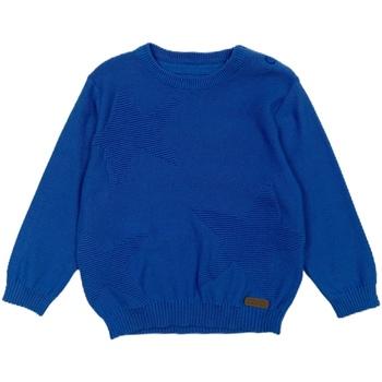 Oblečenie Deti Svetre Losan 027-5653AL Modrá