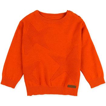 Oblečenie Deti Svetre Losan 027-5653AL Oranžová